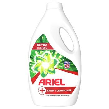 Гель для прання Ariel Extra clean 2,31л
