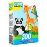 Набір магнітів Щасливі Діти Зоо ML4031-01 EN