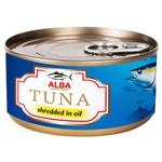 Alba Food Tuna for Salads in Oil 150g