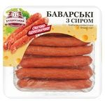 Baschinskyi with cheese semi-smoked sausages 240g
