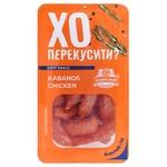Ковбаски Бащинський Kabanos Chicken сирокопчені 100г