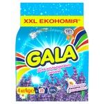 Gala Lavender And Chamomile Automat Laundry Powder Detergent 4kg