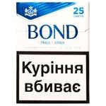 Cigarettes Bond Street Blue Selection 25pcs