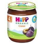 HiPP for children from 4 months plum puree 125g