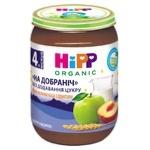 Каша Hipp на добраніч молочна манна з фруктами 190г