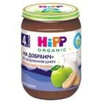 Milk porridge HiPP Good Night with cookies for 4+ months babies glass jar 190g Hungary