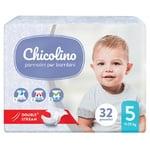 Chicolino Medium 5 Baby Diapers 11-25kg 32pcs