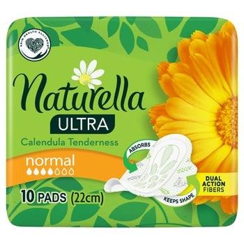 Прокладки гигиенические Naturella Calendula Tenderness Normal 10шт