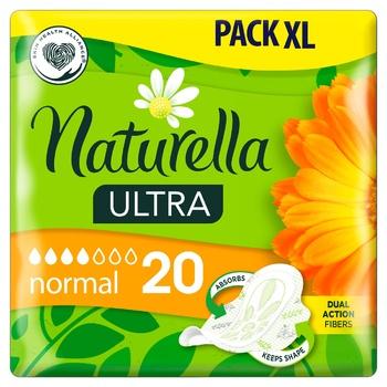 Pads Naturella Ultra Calendula Normal 20pcs
