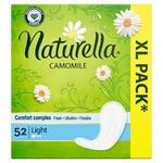 Naturella Chamomile Light Daily Pads 52pcs