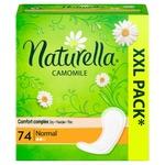 Naturella Camomile Normal Aromatized Daily Sanitary Pads 74pcs