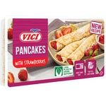 Vici Pancakes with Strawberry Jam 280g