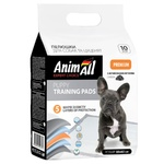 Diapers Animall for dogs 10pcs 60х60cm China