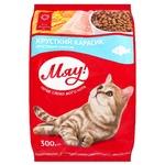 Food Mau dry for cats 300g Ukraine