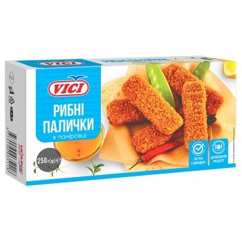 Vici Frozen Fish Sticks - buy, prices for CityMarket - photo 1