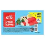 Крабові палички VICI імітація з сурімі заморожені 500г