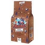Мороженое Лайка пломбир шоколадный 12% 700г
