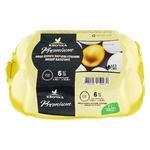 Egg Kvochka c0 6pcs Ukraine