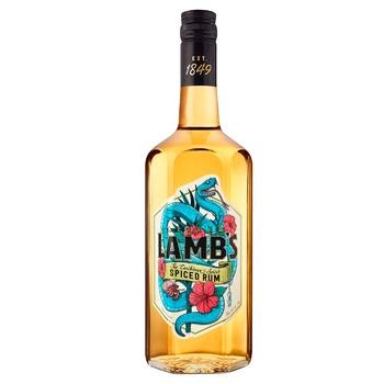 Ром Lamb's Spiced 30% 0,7л