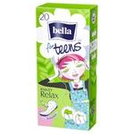 Bella Relax Green Tea Deo For Teens Pads