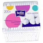 Bella Сotton Cotton Sticks 200pcs