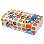 Bella No.1 Mega Pack Universal Two-Layer Paper Handkerchiefs 150pcs