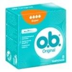 Тампоны женские гигиенические o.b.® Original Super 8шт