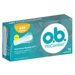 O.B. ProComfort Normal Tampons 16pcs