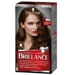 Интенсивная крем-краска для волос Brillance 862 Благородный каштан 160мл