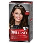 Інтенсивна крем-фарба для волосся Brillance 880 Темний каштан 160мл