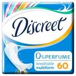 Щоденні прокладки Discreet Air 60шт
