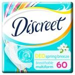Щоденні прокладки Discreet Deo Spring Breeze 60шт