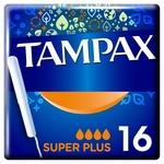 Tampax Super Plus Tampons 16pcs