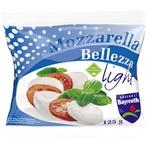 Сир Bellezza Light Моцарелла 8% 125г