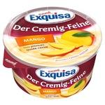 Exquisa Der Cremig-Feine Mango Flavored Cottage Cheese Dessert 3,5% 470g