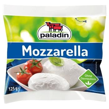 Paladin Mozzarella Cheese 45% 125g