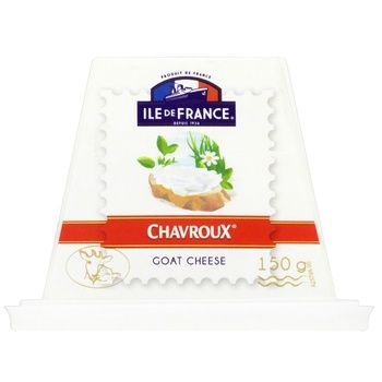 Сыр Ile de France Шавру козий 150г