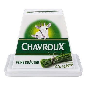 Chavroux Soft Cheese with Onion 45% 150g