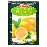 Лимонна кислота Аромікс 20г