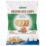 B.Yond Chips rice sea salt and lime 70g