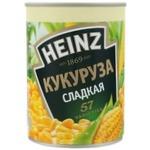 Кукурудза цукрова Heinz 400г