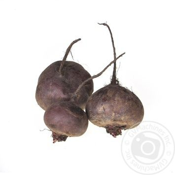 Beet red