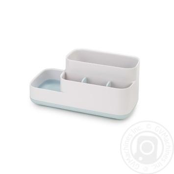 Органайзер Bathroom Joseph Joseph  для ванної 5,1x12x12см. - купити, ціни на Novus - фото 1