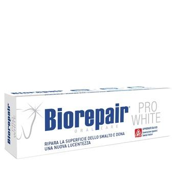 Зубная паста Biorepair Pro White 75мл