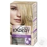 Стійка крем-фарба з гіалуроновою кислотою Color Expert  10-21 Перлинний Блонд 142,5мл