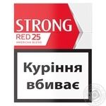Сигареты Strong Red 25шт