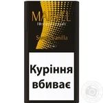 Сигареты Marvel demi sweet vanilla