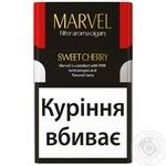 Сигарили Marvel Sweet cherry з фільтром