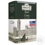 Чай черный с бергамотом Ахмад Граф Грей 200г