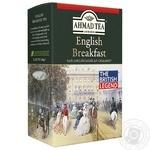Чай черный Ахмад Английский к завтраку 200г